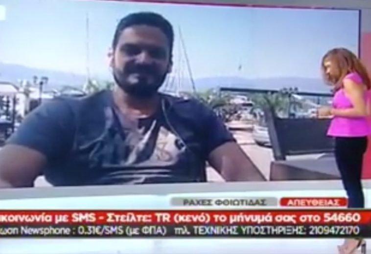 We are Live on SKAI TV